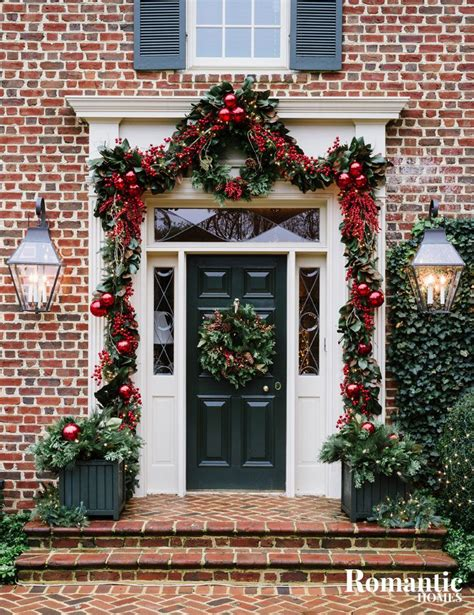 explore the opulent christmas decor in this traditionally