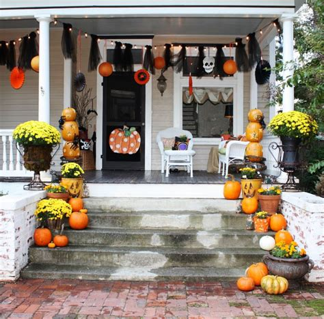 front porch decorations to greet your guests