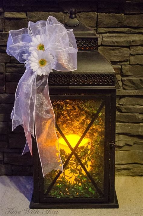 lantern craft ideas decorate an outdoor lantern for with these easy 2310