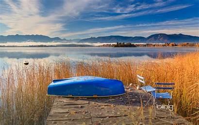 Bing Wallpapers Desktop Windows Daily Rowboat Week