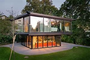 a garden pavilion in zurich oliv brunner volk With katzennetz balkon mit garden pavillon