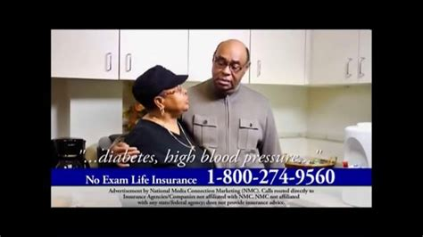 Final Expense Life Insurance TV Spot, 'Guaranteed Coverage ...