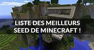 Les Meilleurs Seed De Map Pour Minecraft Dition 2017