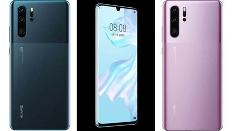 huawei p pro    colour variants global