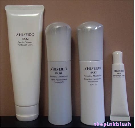 gentle cleanser review shiseido ibuki products gentle cleanser
