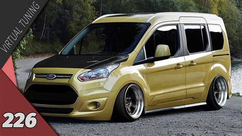 ford transit tuning tuning ford transit courier 226