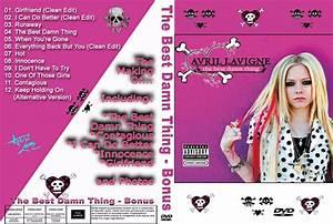dvd avril lavigne the best damn tour