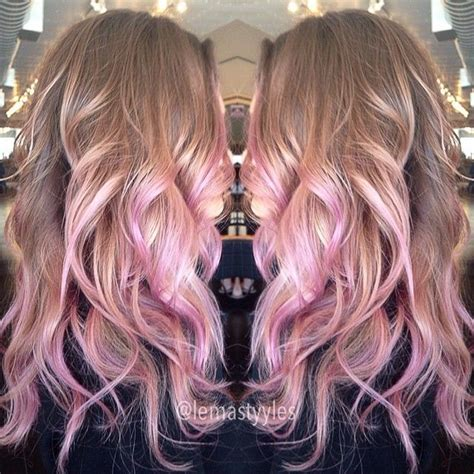 Pink Ombre Maybe Hair To Dye For Pinterest Nice