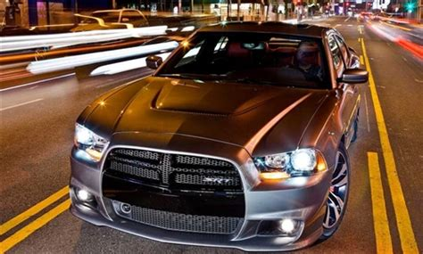 srt charger hood package   charger