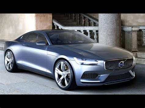 volvo concept sports coupe youtube