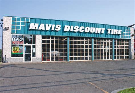 Port Chester, Ny Mavis Discount Tire