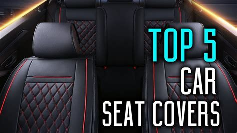 5 Best Car Seat Covers 2019