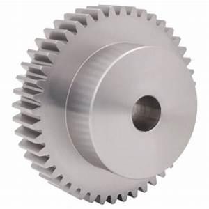 Gear catalog spur gears