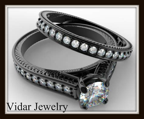 diamond bridal ring set sale vidar jewelry unique