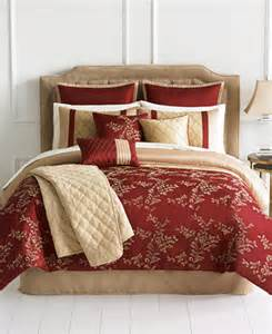 closeout emerson 10 comforter set bed in a bag bed bath macy s