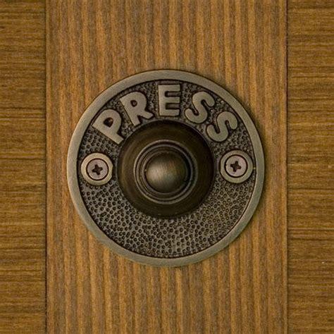 harvey solid brass  doorbell hardware