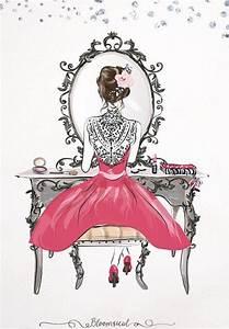25+ trending Makeup illustration ideas on Pinterest ...