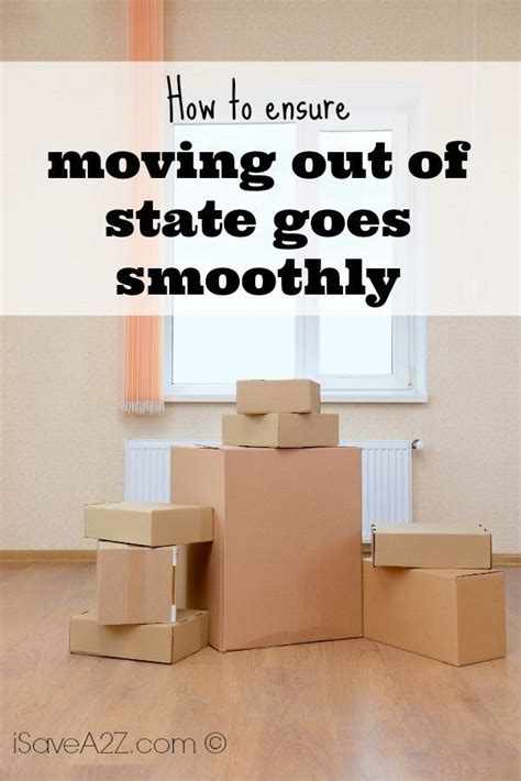 How To Ensure Moving Out Of State Goes Smoothly Isavea2zcom