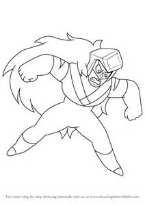 How to Draw Jasper From Steven Universe