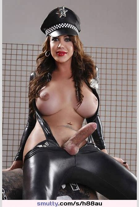 #shemalecock#shemale#latex#latexfetish#police#policefetich#bigtits#bigcock   smutty.com