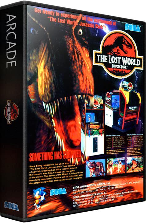 lost world jurassic park details launchbox games