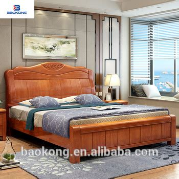 Bedroom Design Wood Bed by High Back Bed Design Solid Wood Bedroom Furniture Buy