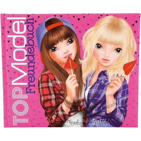 Best Models Depesche Topmodel Freundebuch Pink Kaufen Otto