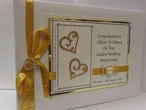 50th wedding anniversary gift ideas cbertha fashion for Golden wedding anniversary gift ideas