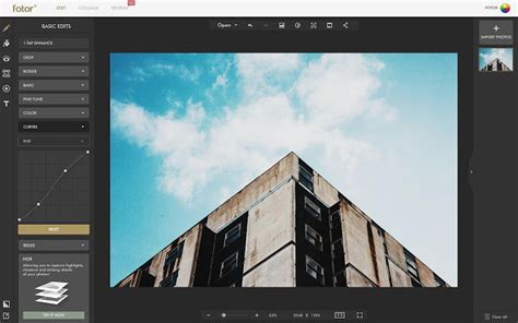 Foto R by Fotor Photo Editor Chrome Web Store