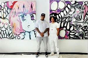 Chris Brown's Art Sells for $60K at Miami Auction - XXL