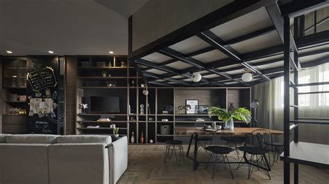 new york loft kitchen design new york loft palladio interiors award winning 7107
