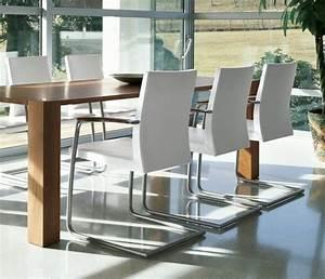 Weisse Esstisch Stühle : esstisch und st hle kombinieren 29 esszimmer m bel sets ~ A.2002-acura-tl-radio.info Haus und Dekorationen