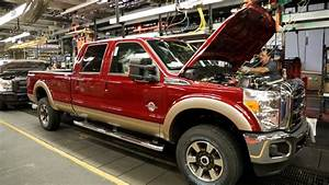 2015 Ford F-350 Super Duty Engine Factory