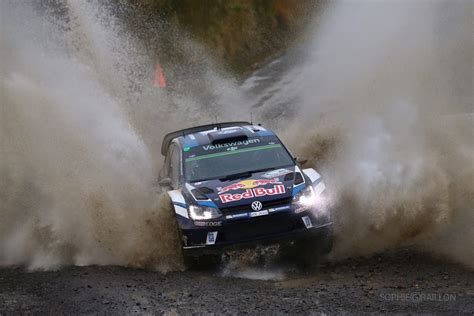 Wrc Ogier Wins 4th Rally Gb As Vw Takes Constructors