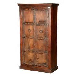 Armoire Culture by Rustic Gothic Traditions Reclaimed Wood Wardrobe Armoire