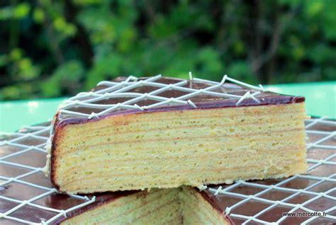 livre cuisine mercotte la schichttorte ou gâteau de crêpes seconde épreuve