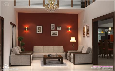 Livingroom Interiors by Home Interior Design Ideas Kerala Home Design And Floor