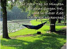 Halte dir jeden Tag dreißig Minuten für deine Sorgen frei