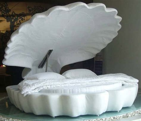 Clamshell Bed by With The Pearl Oracle Fox Oracle Fox