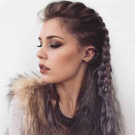 viking hairstyles  men  women hairstylo