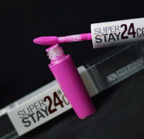 Color your Life!  Maybelline Super Stay 24h Lippenstift