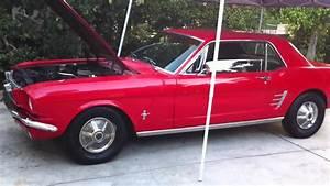 1966 Mustang - YouTube