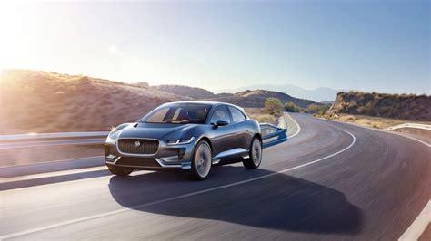 2018 Jaguar I Pace Concept Wallpaper Hd Car Wallpapers