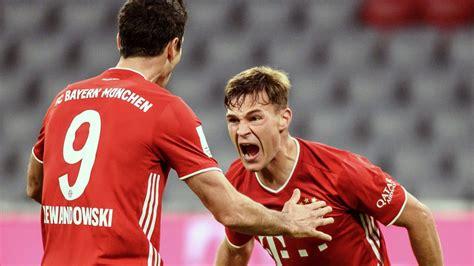 Joshua walter kimmich (german pronunciation: Bundesliga | Why is Joshua Kimmich's return so crucial for Bayern Munich?