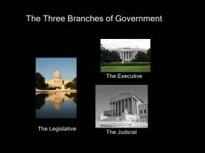 Three Branches of Government Judicial