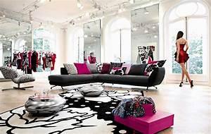 Roche Bobois Paris : living room inspiration 120 modern sofas by roche bobois ~ Farleysfitness.com Idées de Décoration