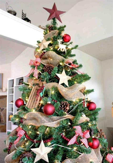 wundersch 246 ne ideen f 252 r weihnachtsbaum deko
