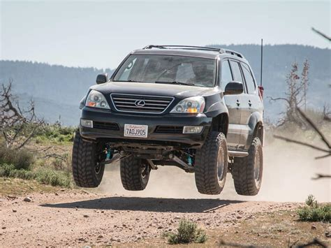 picture gallery lexus gx  road project  sema