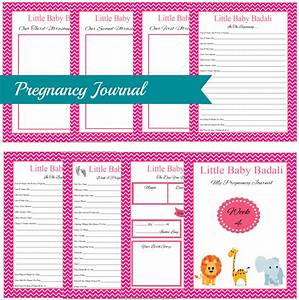 pregnancy scrapbook questions With pregnancy journal template free