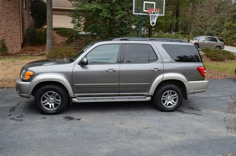 2004 Toyota Sequoia Reviews by 2004 Toyota Sequoia Pictures Cargurus